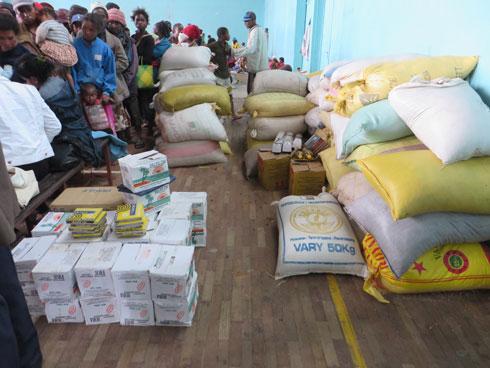 Bilan Chedza : Près de 85 000 sinistrés et plusieurs villes inondées