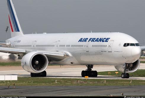Trafics aériens : 2014 une année décevante selon le DG d'Air France