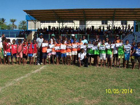 Athletisme : Atsimo-Andrefana reste la meilleure pour 2014