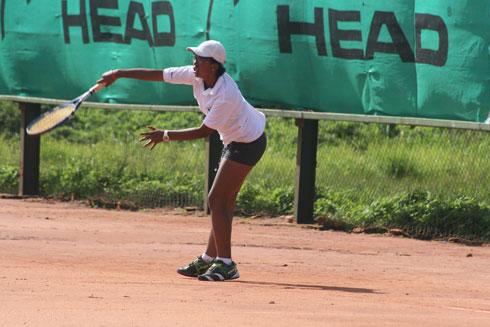 Tennis / 2e tournoi de Gaborone : Bonne prestation de Fitia Ravoniandro