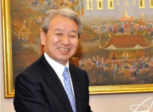 Coopération Japonaise : Le président de la JICA, Dr Akihito Tanaka, en visite à Madagascar