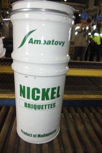 Les exportations de nickel d'Ambatovy ont sauvé en partie l'économie malgache de la dérive.