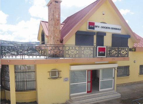 BFV-Société Générale : Ouverture d'une nouvelle agence à Mahazo