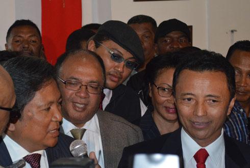 Choix du candidat à la mairie de Tana : Lutte d'influence autour de Ravalomanana