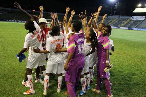 Football dames : Promenade de santé pour les Barea