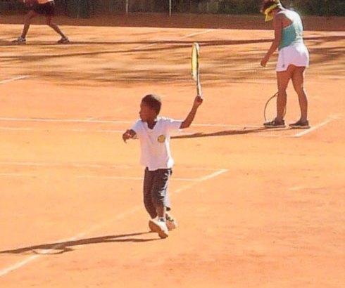 Tennis – Jeunes : Johnny, champion de Mada U10