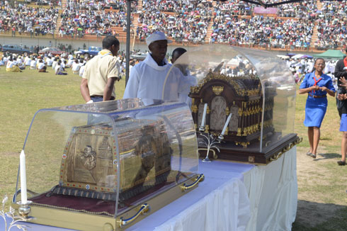 ECAR – Diocèse d'Antananarivo : Une triple célébration