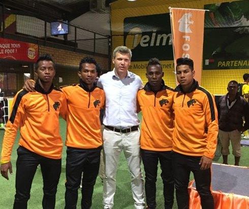 Football : Et voici Fosa Juniors FC