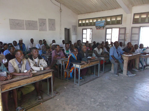 Atsimo Andrefana : Lutte contre la mortalité maternelle