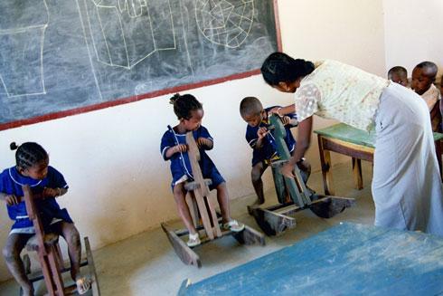 Préscolaire : Phase d'expérimentation du programme d'enseignement