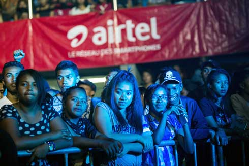 Airtel Madagascar: Sponsor du spectacle « Mage 4 »