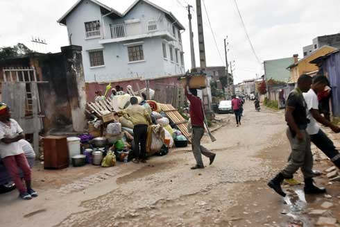 Ambohimanarina : Une famille expulsée manu militari