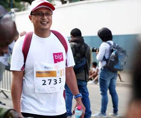 URBAN Trail : « Plus de 4000 inscrits pour ce dimanche 22 avril» ; dixit Ndrianja Rajemison, président Rotary Mahamasina