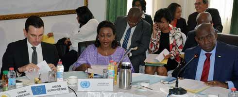 Mahazoarivo : 11e réunion de concertation dans le cadre du GDS
