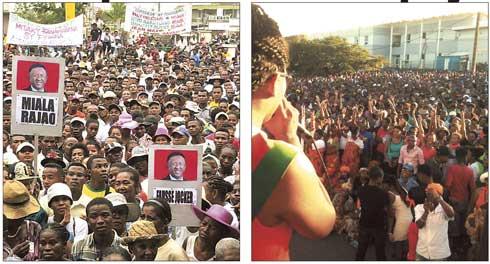Démission de Hery Rajaonarimampianina : La revendication s'étend aux quatre coins du pays