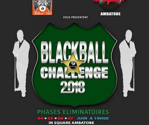 « In Square Blackball Challenge » : Les phases finales ce jour à Tanjombato