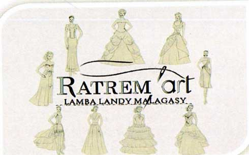 Défilé de mode : Les robes de mariée « vita gasy » par Mialy Ratrema