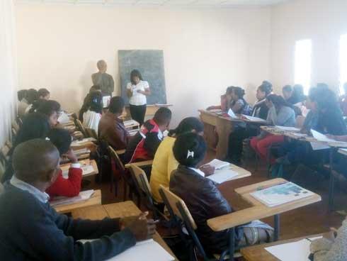 Travail social : Une filière intéressante pour la population d'Antsirabe