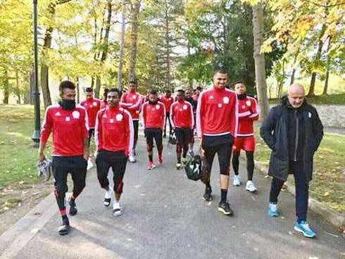 Football : Les Barea nouveaux sont là !