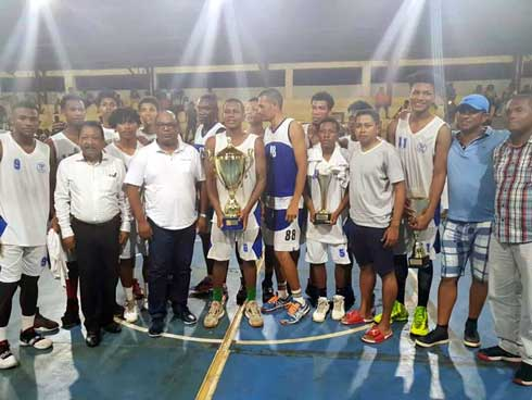 Basketball – Somaroho 2018: Victoires de l'ASCB Boeny et MB2All Analamanga