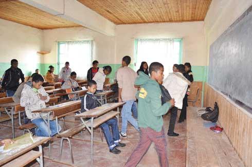 BEPC 2018 : Les meilleures notes en histoire-géo et en malagasy,  les moins élevées en maths et en physique-chimie