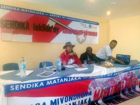 Vision syndicale CTM- SSM Revendications impératives et rencontre avec les candidats