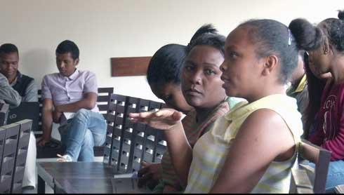 Appui scolaire des universités- CNaPS : Formation de 50 agents en protection sociale