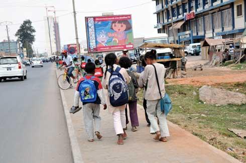 Retard de croissance des enfants : La Banque mondiale opte pour une  approche évolutive à travers le PARN