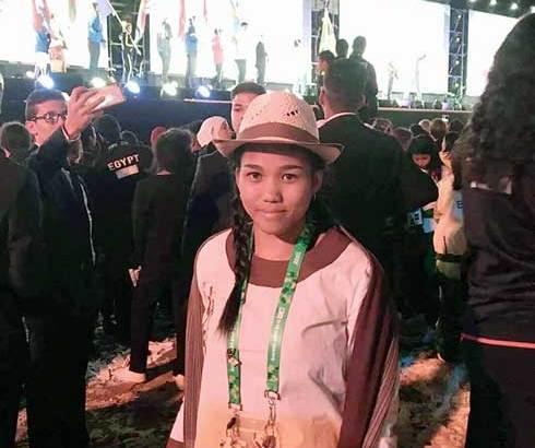 Jeux Olympiques de la Jeunesse : Mireille Andriamifehy éliminée en quarts