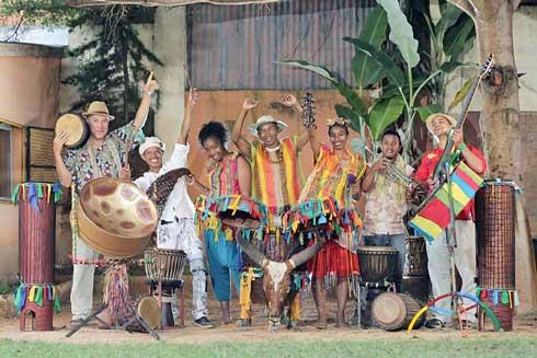Musique fusion : Ragasy de nouveau en selle