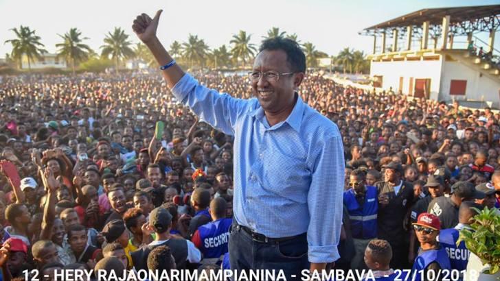 Hery Rajaonarimampianina : « DIANA et SAVA, pourvoyeurs de devises »