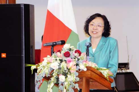 Echanges bilatéraux : 1,23 milliards de dollars entre la Chine et Madagascar