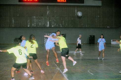 CCCOI-Handball : Club malgache entre défaite et réussite