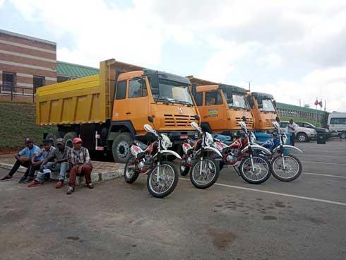 Collecte des ordures à Tanà : Les marchés et les CSB II à prioriser