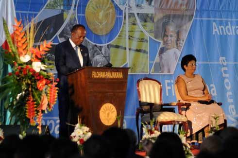 Grand-messe d'Iavoloha : Ntsay Christian, Andry Rajoelina et Hery Rajaonarimampianina absents