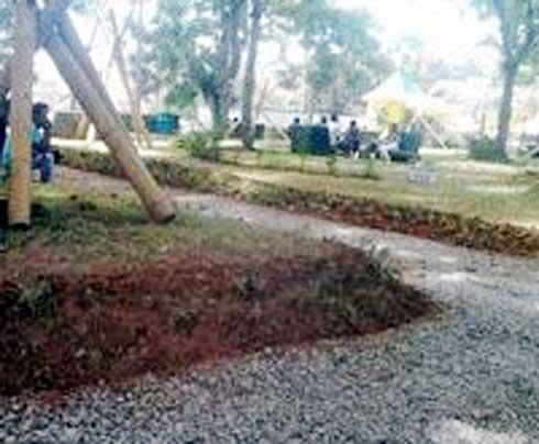 Jardin d'Antaninarenina : Vers sa réintégration dans le patrimoine de la CUA