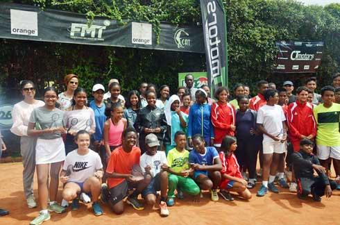 Tennis – ITF-CAT /U14 – Grade II : Madagascar réalise le hold-up parfait