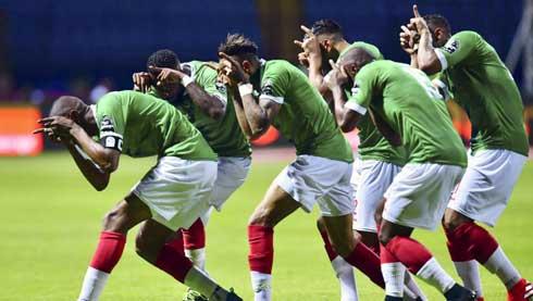Les Barea prêts à en découdre avec les Nigérians