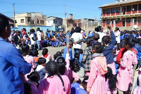 Education inclusive : L'ONG RTM lance le projet EQUITE