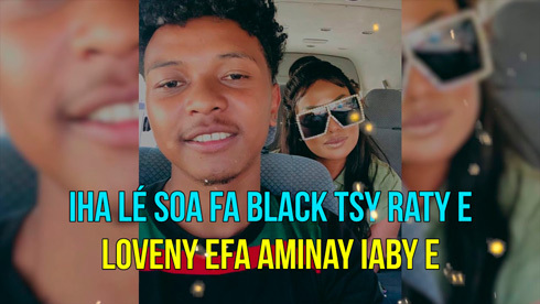 Ils ont fait le buzz : Black Nadia et Nael VS. Elody Amondji