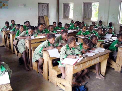 CEPE blanc dans la CISCO Tana ville : Les maths, toujours la bête noire des élèves