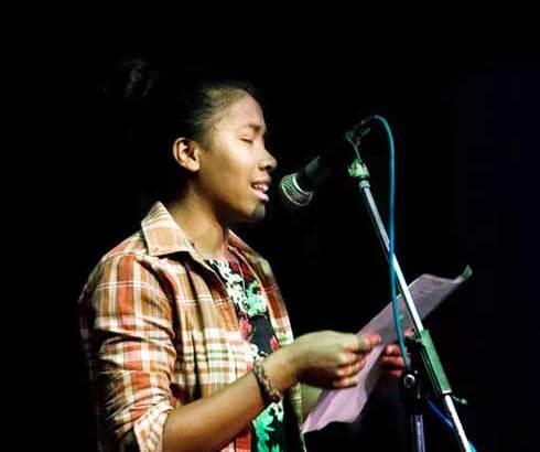 Slam et poésie : CGM, lieu d'expression