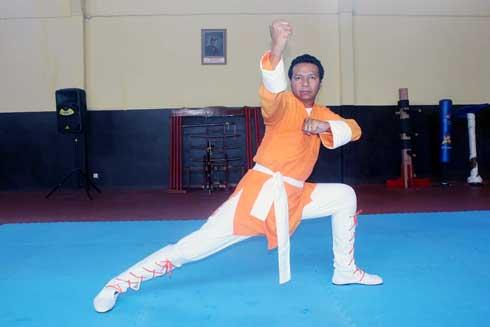 Kung-fu – Mondial : Avoko officiellement promu Grand Maître