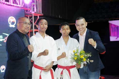 Karaté-Championnats de Madagascar : Mami Raveloson et Tsiory Ratafika  élus meilleurs combattants