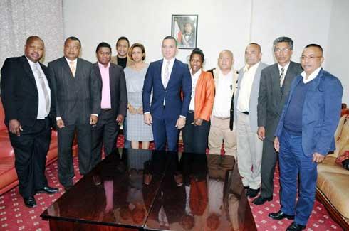 Omnisports – JIOI : Les athlètes reçus par le président ce lundi