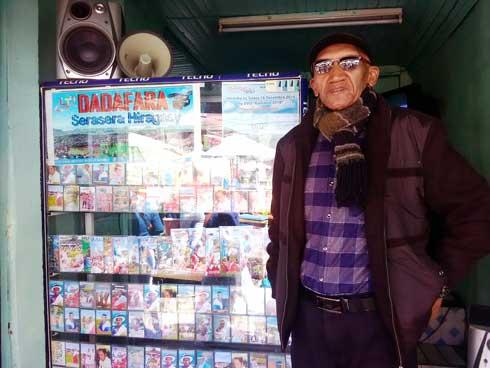 Portrait : « Dadafara cassette », le Motown du Hiragasy
