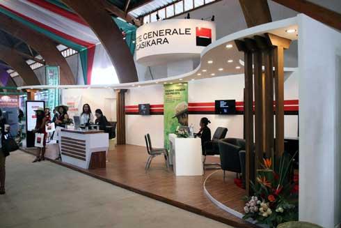 Société Générale Madagasikara : Des offres dédiées au secteur agricole à la FIA