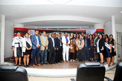 Amélioration du capital humain : Lancement officiel du CREFOI à Madagascar
