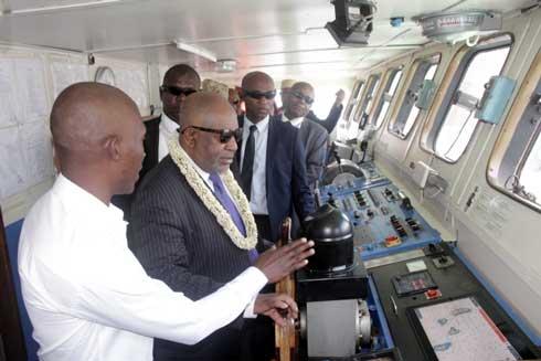 Transport maritime : Un nouveau bateau desservant Madagascar et Les Comores
