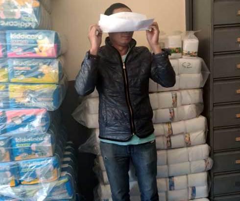 Behoririka : Un commerçant arrêté pour vente de produits périmés